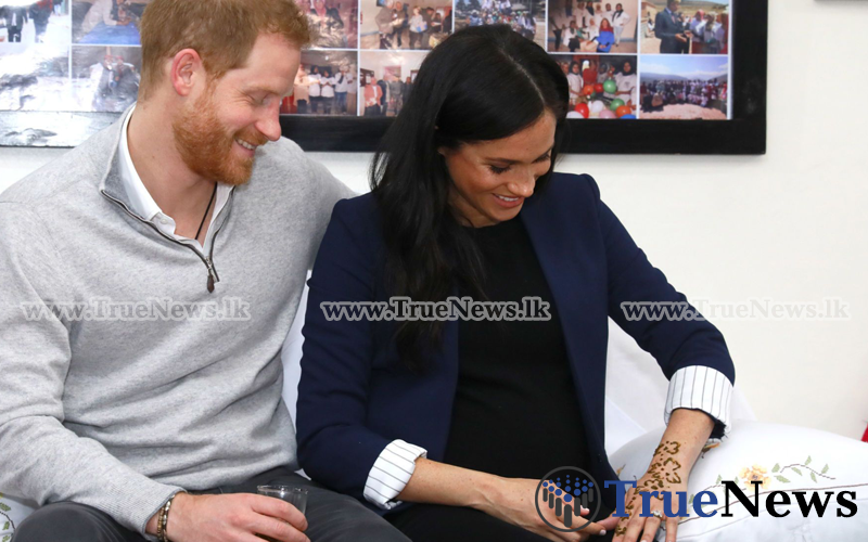 Meghan-Markle-Henna-tatoo